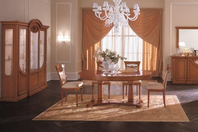 Progettazione Soggiorno Classico: Appartamento design classico moderno realizzazione progettazione.