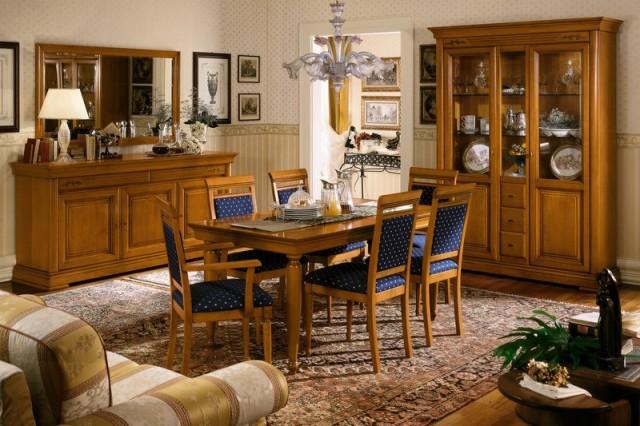 Arredo soggiorno classico idee per il design della casa - Tende per soggiorno classico ...