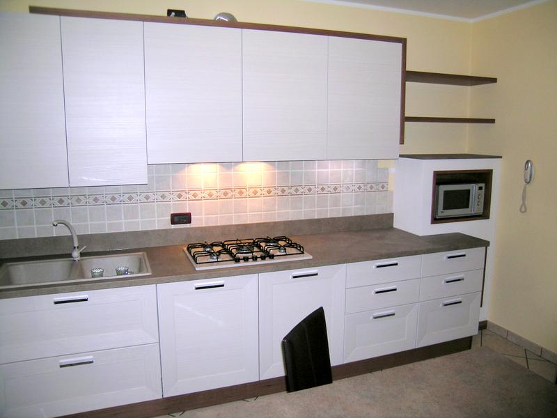 Idee arredo cucina idea creativa della casa e dell for Arredo cucina moderna